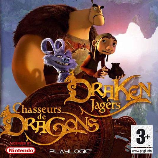 Dragon hunters cover