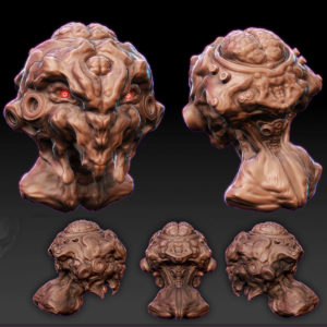 Scary speed sculpt