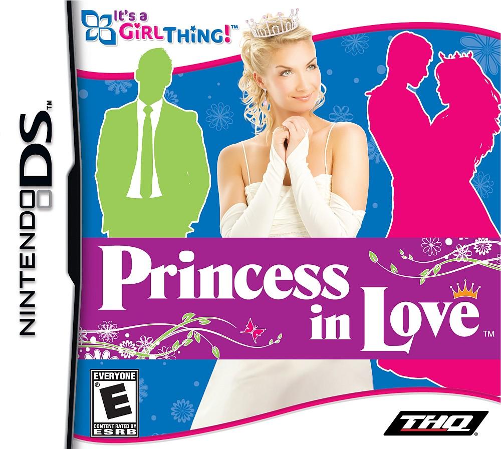 Princess in Love Titlesheet
