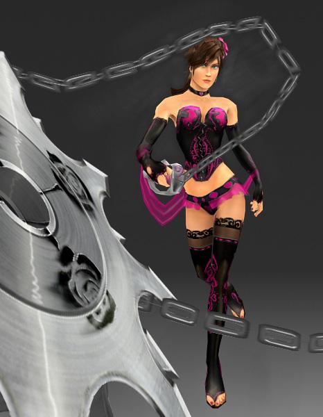 Babe 3d model